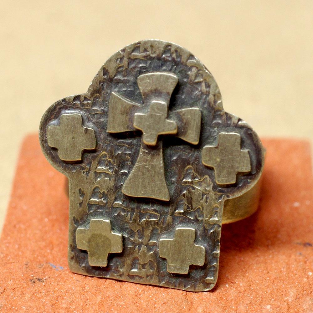 アクセサリー メキシカンジュエリー リング マリア グアダルーペ ハンドメイド 手作り プレゼント 可愛い カワイイ 指輪