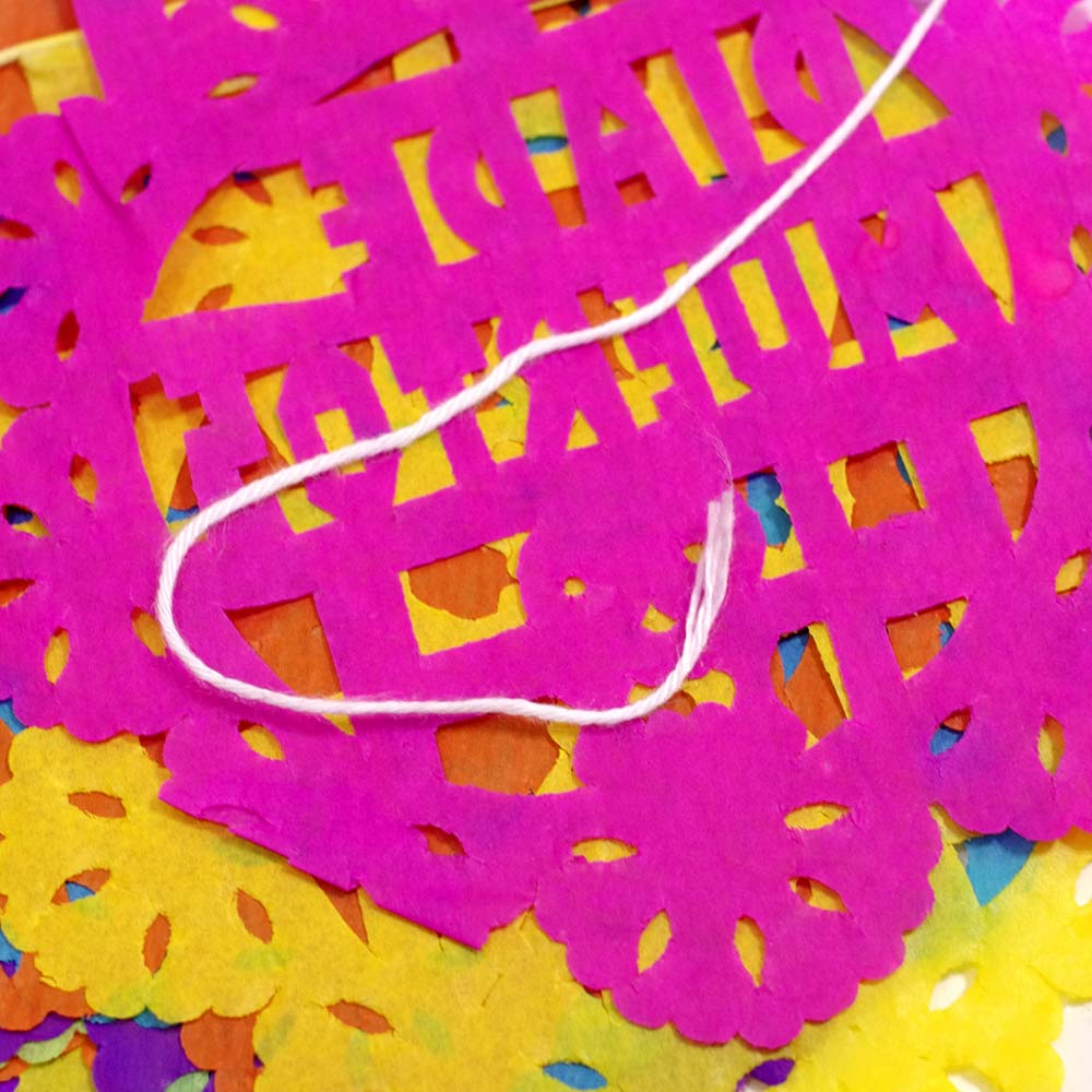 メキシコ メキシカンスカル ガイコツ カラベラ スカル パーティ用品 お祭り フェスティバル フェス キャンプ ガーランド パペルピカド モビール パーティ飾り付け お祭り飾り付け インテリア雑貨 ホームパーティ ホームパーティ飾り付け デコレーション ディスプレイ 天井飾り 催事 賑やかし 派手な飾り 学園祭 文化祭