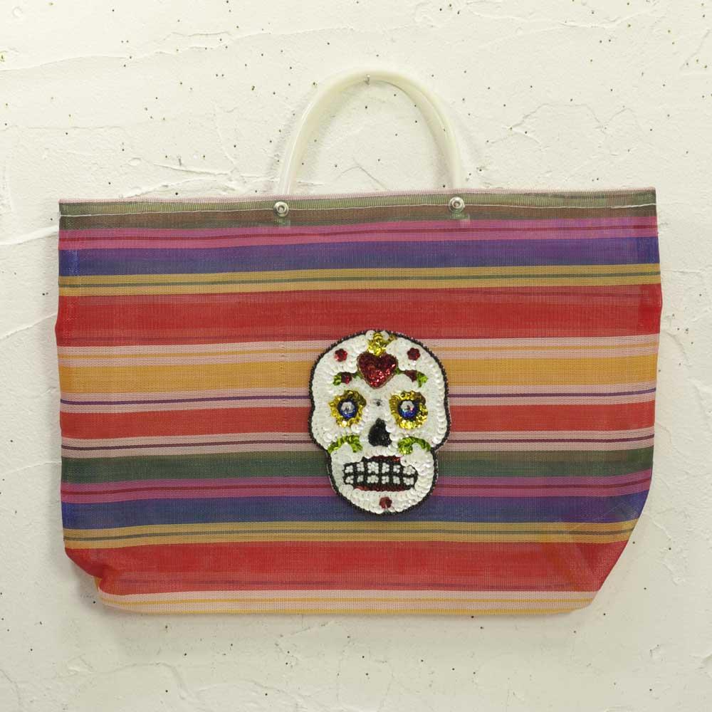 メキシコ雑貨,PAD,かごバック