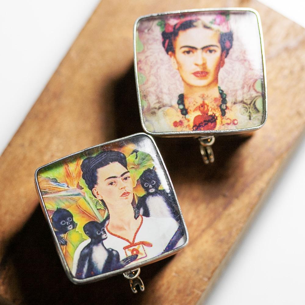 メキシコ,メキシコ雑貨,メキシコ雑貨PAD,フリーダ・カーロ,フリーダ,メキシコの女流画家,ジュエリーボックス,アルパカの小物入れ,フリーダのジュエリーボックス,小物入れ,フリーダ雑貨