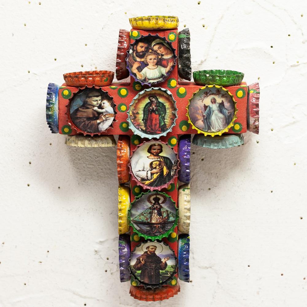 """""""十字架,クロス,インテリアクロス,壁掛け,飾り,メキシコ"""