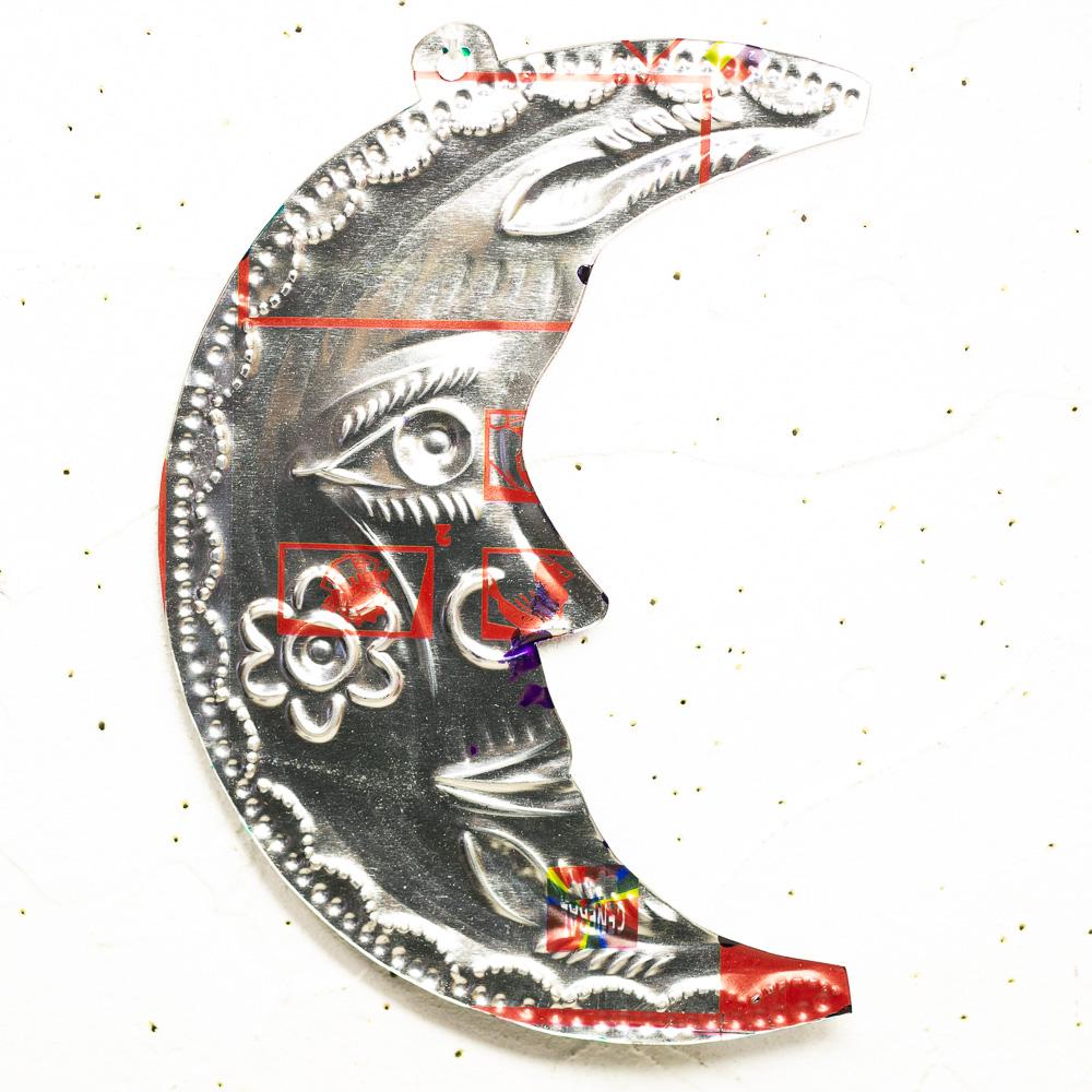 """""""メキシコ,インテリア,壁掛け,壁飾り,宇宙,月と太陽,お月様,お日様,サン&ムーン,SUN&MOON,SOL"""