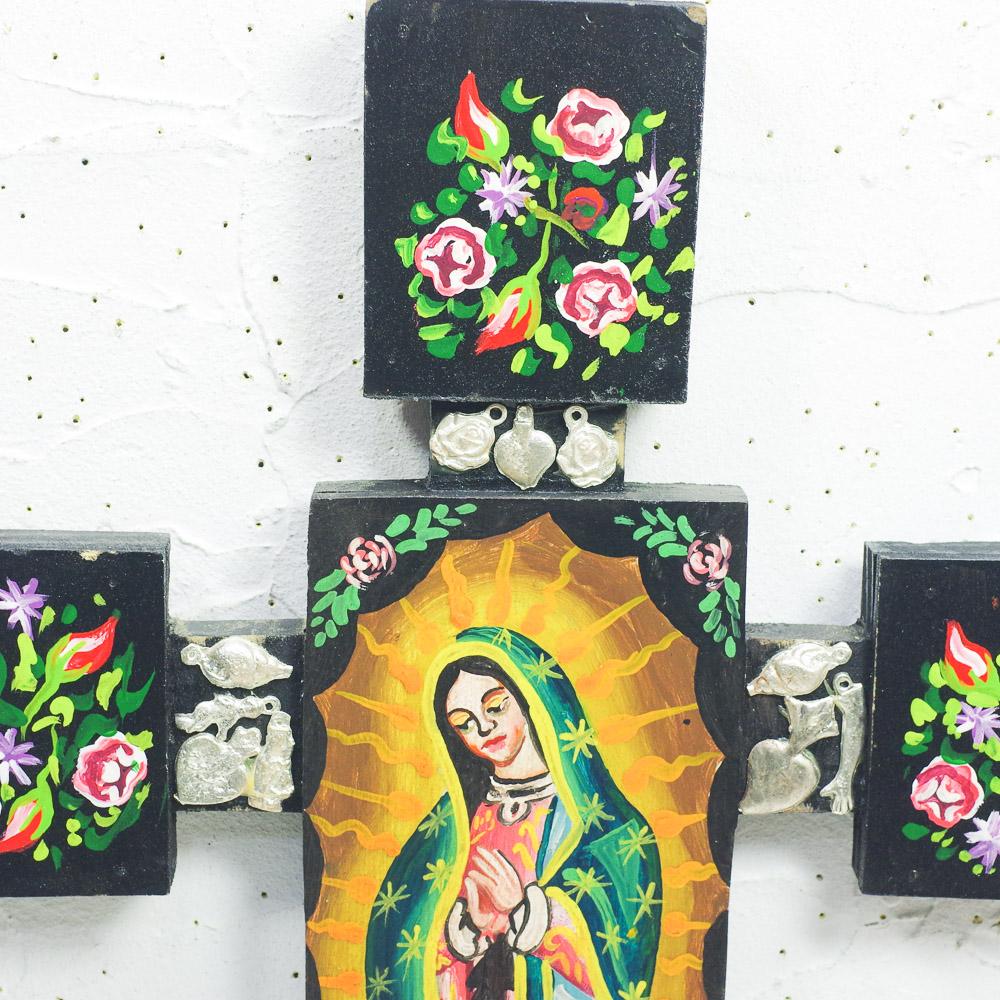 """""""十字架,クロス,インテリアクロス,メキシコの十字架,ミラグロ,ミラグロクロス,アルミ,アルミクロス,シルバー,シルバーのクロス,インテリア,インテリア十字架,メキシカンクロス,壁掛け,飾り,メキシコ,手作り,ハンドメイド,インテリア雑貨,壁飾り,メキシコ雑貨,メキシコ雑貨PAD,PAD,大阪メキシコ雑貨,東京メキシコ雑貨,MEXICO,MEXICO雑貨,お守りアイテム,お守り,インテリアお守り,木のクロス,木の十字架"""""""