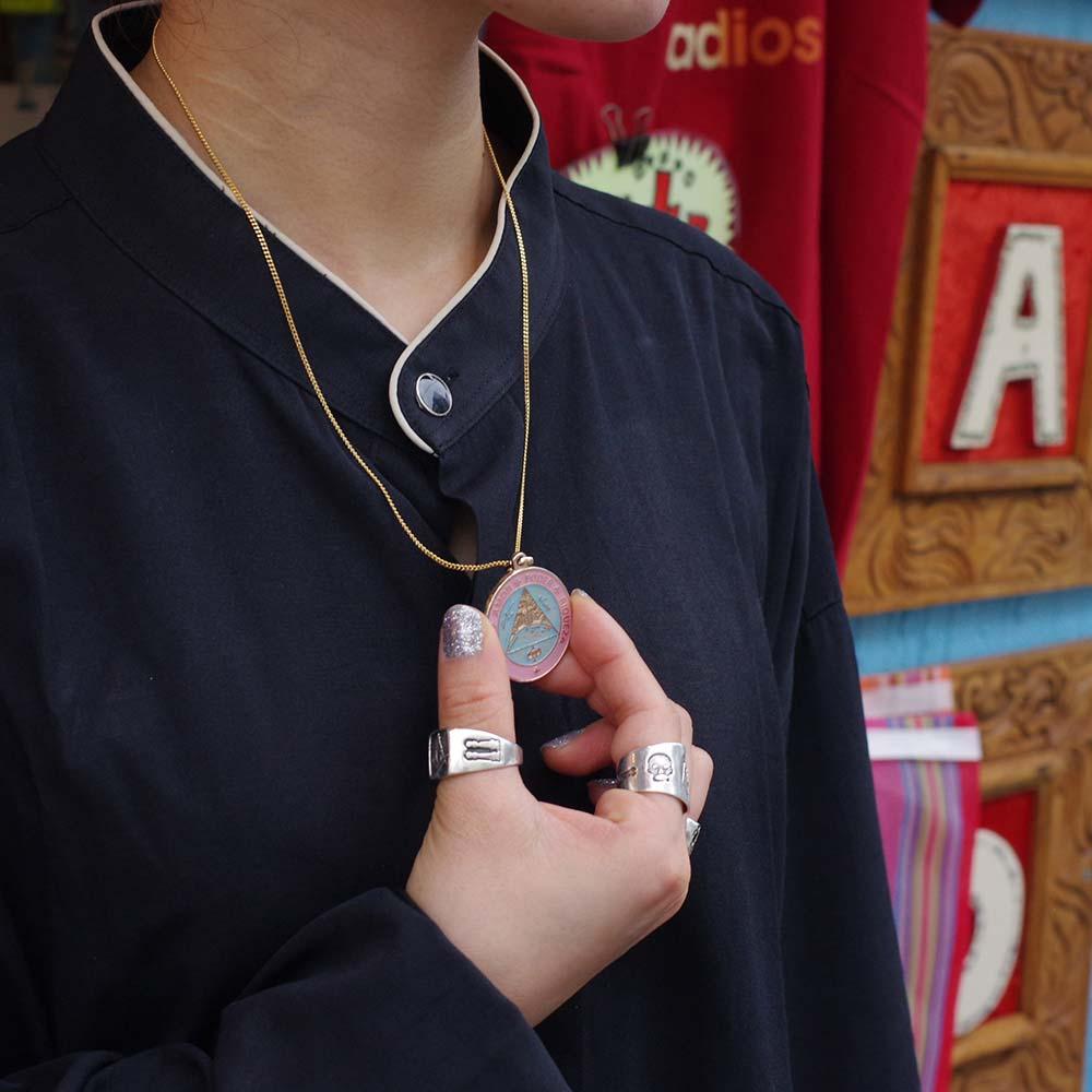 アムレット,アムレットアクセ,シャーマン,お守りネックレス,メキシコ雑貨,ネックレス