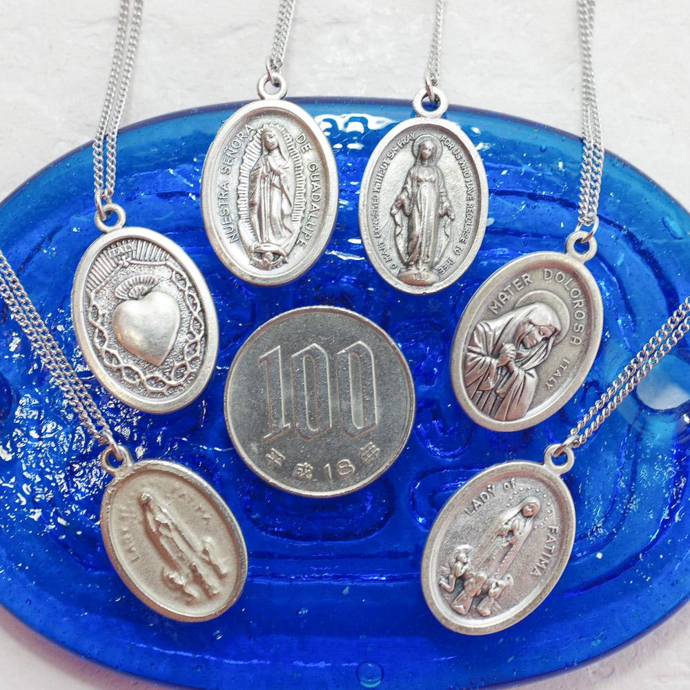 """""""メキシコ,アクセサリー,ネックレス,アクセ,メキシコアクセ,教会アクセサリー,教会物,カトリック,コラソン"""