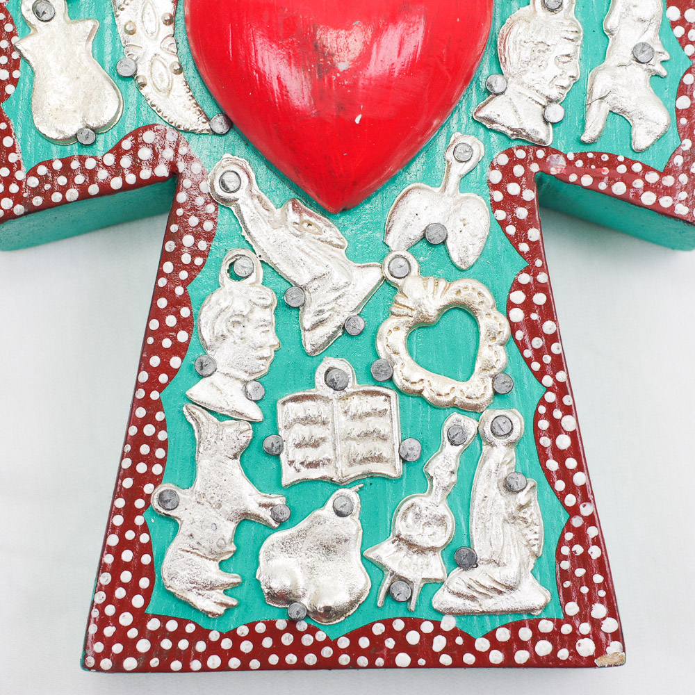 """""""メキシコ,クロス,ミラグロクロス,クロスの壁飾り,メキシコ雑貨,PADメキシコ,PAD,PAD堀江,PAD下北沢,メキシコの飾り"""""""