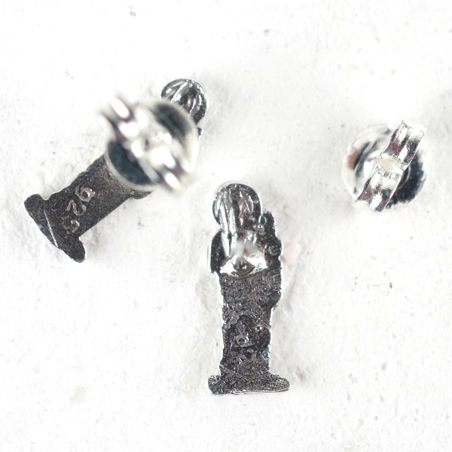 """""""silver925miniERG,ピアス,シルバー925,silver925,アクセサリー,メキシコ雑貨,メキシコ雑貨PAD"""""""