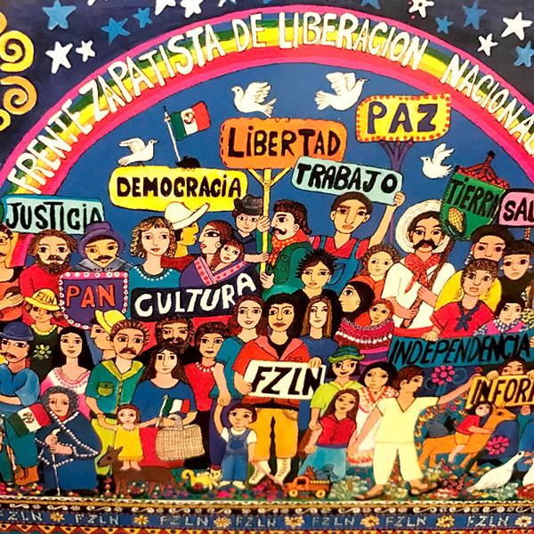 EZLIN サパティスタ